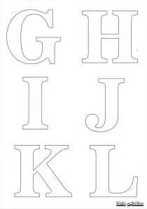 moldes de letras molde de letras para imprimir alfabeto completo fonte