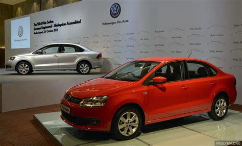 volkswagen sedan malaysia malaysia to export vw jetta and polo sedan in 2015