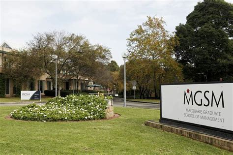 Is Mgsm Mba by Top Ranking Business Schools In Australia Mba