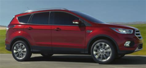Ford Escape Colors by 2017 Ford Escape Colors Release Date Price Specs