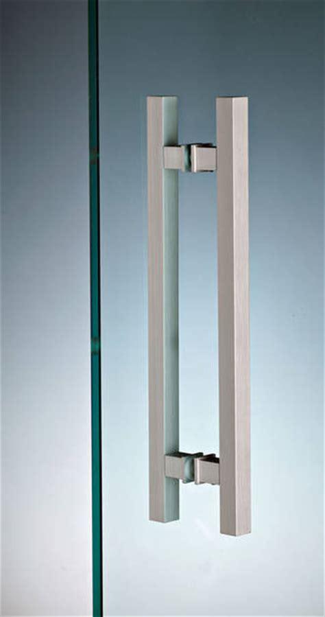 maniglie per porte in vetro maniglia per porte in vetro mod quadra scrigno maffei