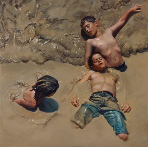 real painting decadence evoke contemporary gallery santa fe high road