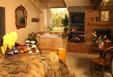 sedona bed and breakfast sedona bed and breakfast inns offer views amenities