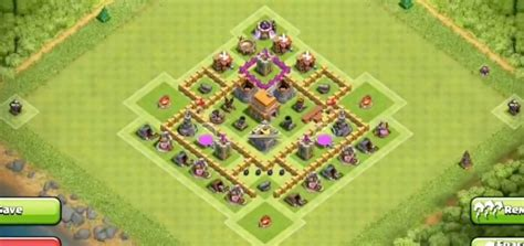 layout coc farming th6 6 epic town hall 6 war base layouts farming base layouts