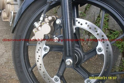 Piringan Cakram Depan Byson Orisinil may 2012 motorcycle part