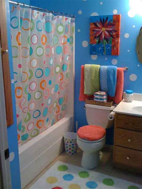 unisex childrens bathroom decor bathroom wall decorating ideas