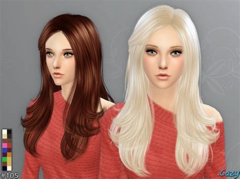 hairstyles download sims 4 sims 4 hairstyle archives sims 4 downloads