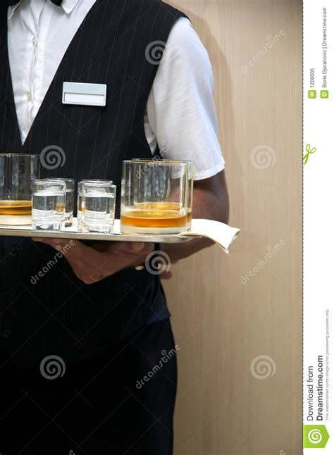 steward in hotel royalty free stock photo image 1206005