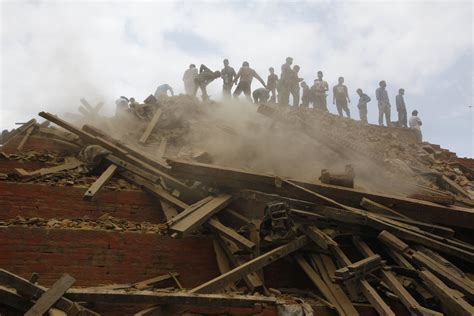 earthquake nepal thousands killed in nepal earthquake nbc news