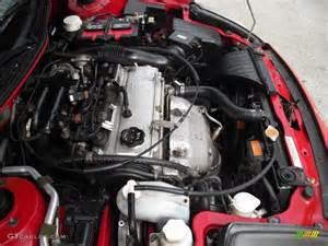 2001 Mitsubishi Eclipse Engine 2001 Mitsubishi Eclipse Gs Coupe 2 4 Liter Sohc 16 Valve 4