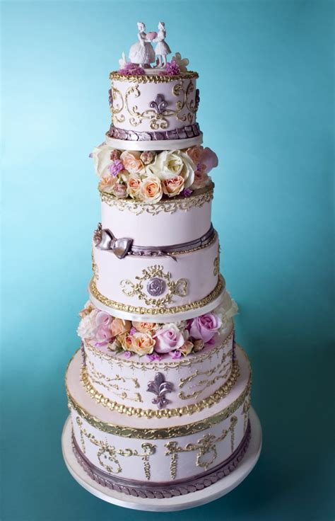 Who Makes Wedding Cakes by Cake Coquette