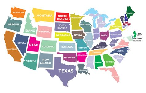 us map name the states what the states were almost called