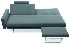 Metal Frame Sofa Beds Grey Fabric Contemporary Sofa Bed Steel Metal Frame