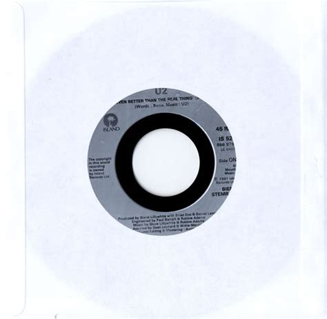 Which Is Better Vinyl Or Reel To Reel - u2 even better than the real thing vinyl records lp cd
