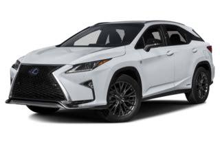new lexus rx prices and trim information | car.com