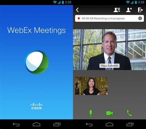 cisco patches permission stealing bug in its android webex meetings app - Webex Android