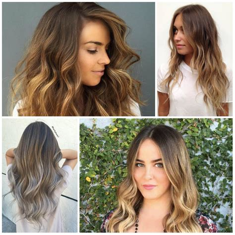 hairstyles highlights 2017 brown hairstyles with highlights 2017 hairstyles