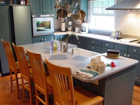 Country Kitchen Sinks - kitchen island with sink transitional kitchen new york by maggie mcmanus kitchens amp baths