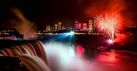 in 2010 new year falls on what date that is also a western niagara falls winter fireworks illumination niagara