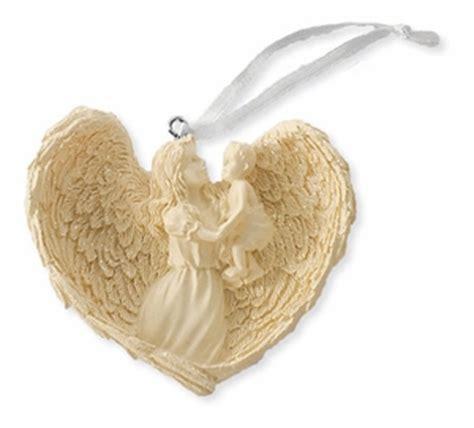 loss of baby memorial angel ornament