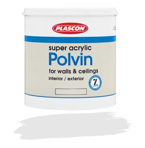 acrylic paint za plascon 5l polvin white lowest prices specials
