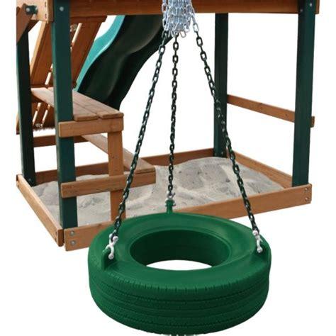 tire swing tab gorilla playsets 360 176 turbo tire swing academy