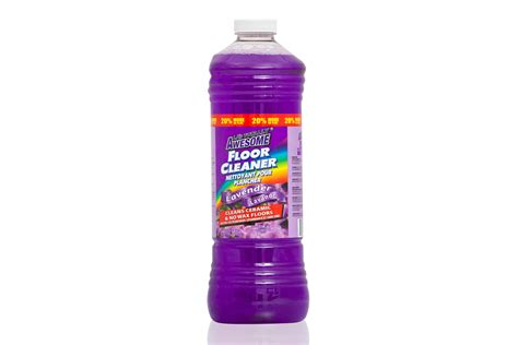 awesome floor cleaner lavender la s totally awesome