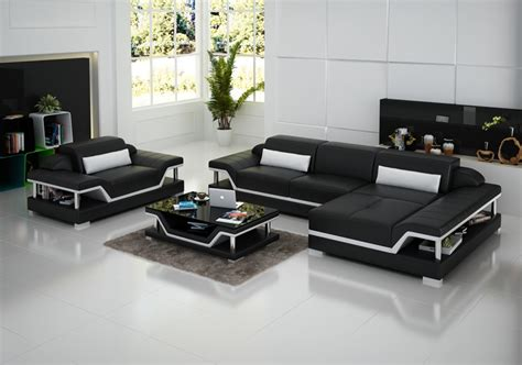 modern leather living room furniture italian style modern sofa living room furniture leather