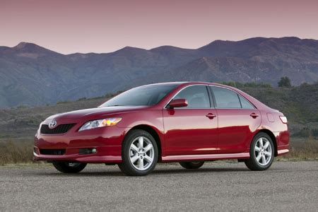 review: 2009 toyota camry se