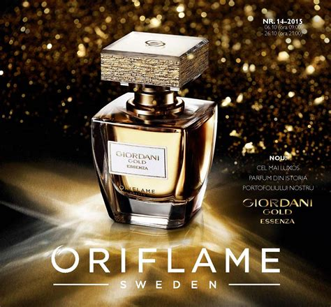 Giordani Gold Essenza Perfumed 1 oriflame giordani gold essenza
