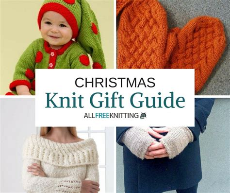 30 diy christmas gifts a knit gift guide
