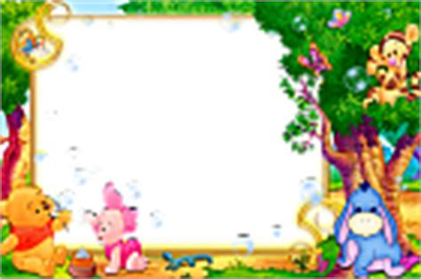 donald education background transparent frame with winnie the pooh gallery