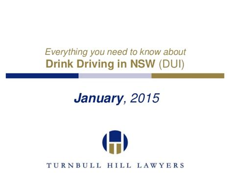 Drink Driving Criminal Record Nsw Drink Driving In Nsw Everything You Need To