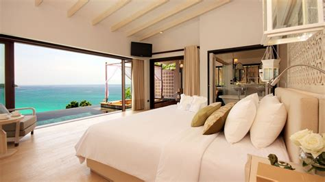 ocean bedroom bedroom with a great view of the ocean wallpaper photography wallpapers 54307