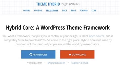 design themes core features plugin wordpress 40 great wordpress frameworks for theme plugin