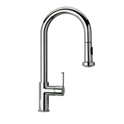 Latoscana Faucet by Latoscana Novello Single Handle Pull Sprayer Kitchen