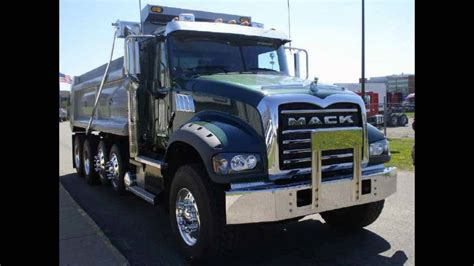 mack dump truck new mack dump truck for sale 2012 quad axle dump truck