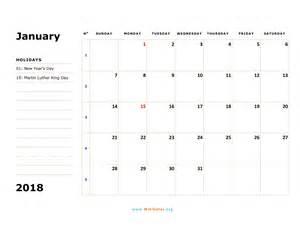 2018 calendar wikidates org