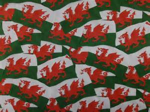 Buy Upholstery Fabric Online Welsh Flag Textile Express Buy Fabric Online
