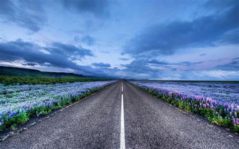 wallpaper blue landscape icelandic nature wallpapers best wallpapers