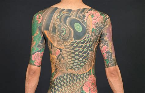 tattoo artist pictures vmfa japanese tattoo perseverance art and tradition
