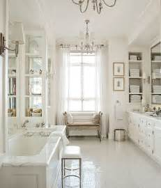 White Bathroom Ideas Pinterest by White Rooms On Pinterest One Kings Lane
