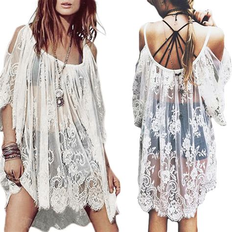 Hippie Top by Vintage Boho Hippie S Floral Crochet Lace