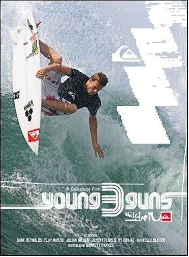 quiksilver surf film quiksilver young guns 3