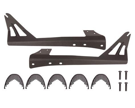 light bar mounting kit trail gear led light bar mount kit yotamasters