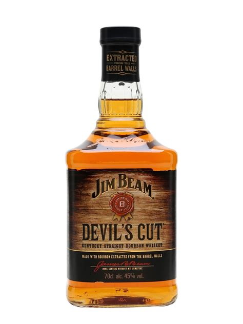 jim beam s cut bourbon the whisky exchange
