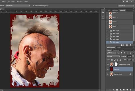 tutorial photoshop masking designeasy how to copy layer mask to another layer or