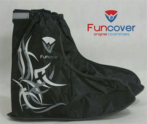 Jas Hujan Sepatu Funcover Cover Sepatu jual cover shoes mantel sepatu sepatu hujan jas hujan sepatu murah kuat hartbox