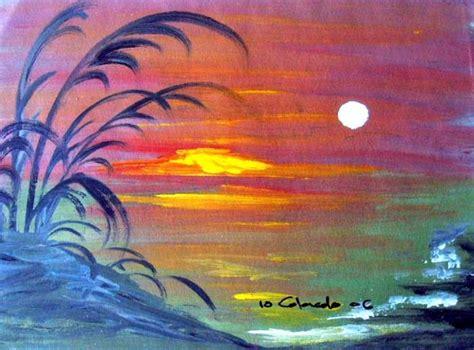 imagenes abstractas de la luna sol y luna m carmen diez colorado artelista com