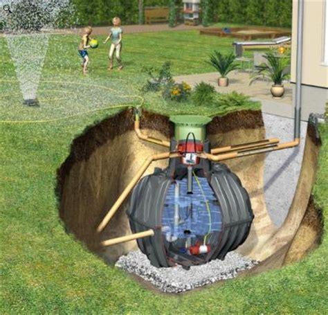 zisterne garten die vorteile der regenwassernutzung biokontakte